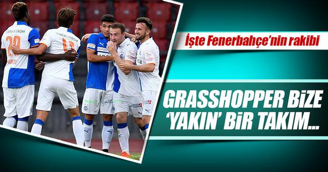 Fenerbahçe'nin rakibi Grasshopper'ı tanıyalım