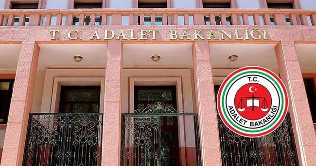 Adalet Bakanlığında 124 gözaltı