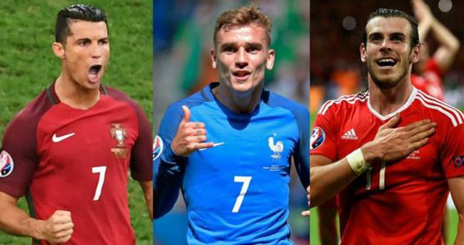 Avrupa'nın en iyi futbolcusu kim olacak?