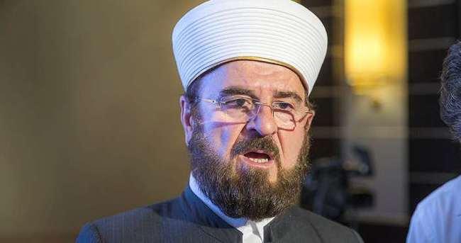 Sadece Türkiye'yi değil tüm İslam ümmetini hedef almıştır
