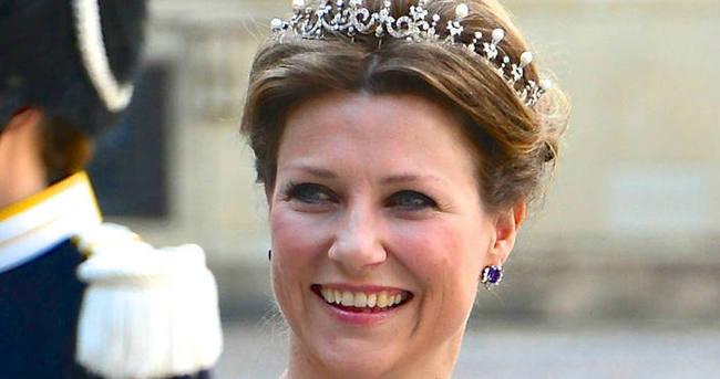 Norveç prensesi boşanıyor