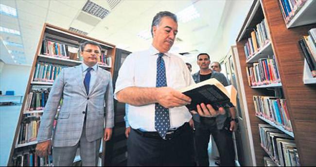 Vali Kerem Al, Kadirli'de incelemede bulundu