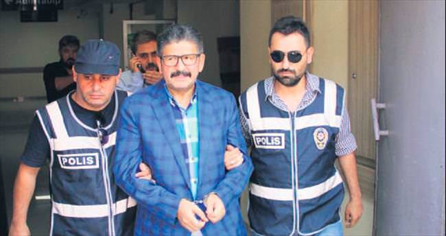 Hacı Boydak tutuklandı