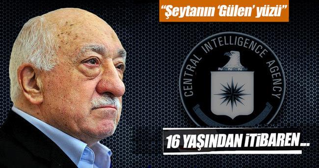 Gülen'i 16 yaşında MİT eğitti, maaşını CIA ödedi