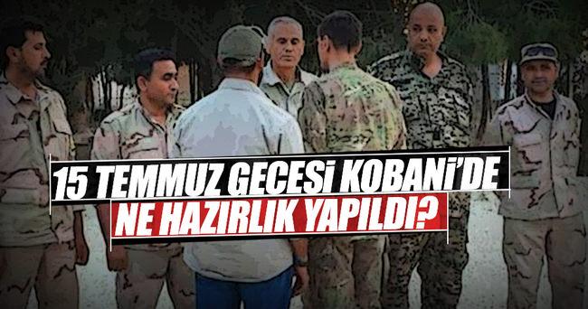 O gece Kobani'de ne hazırlık yapıldı?