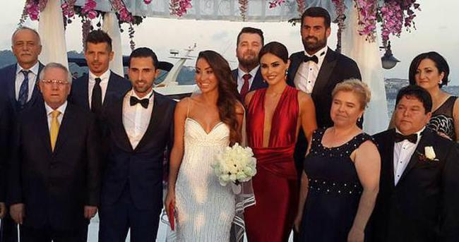 Hasan Ali Kaldırım'ın mutlu günü