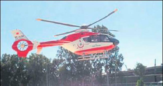 Çiğli'ye ambulans helikopter pisti