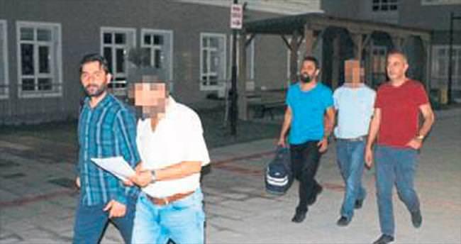 Burdur'da açığa alınanlar artıyor