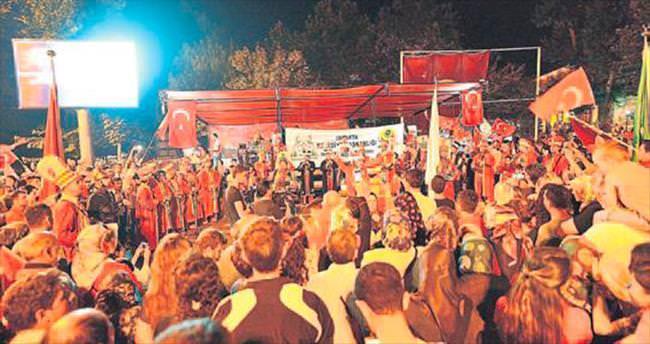 Isparta'da nöbet heyecanı bitmiyor
