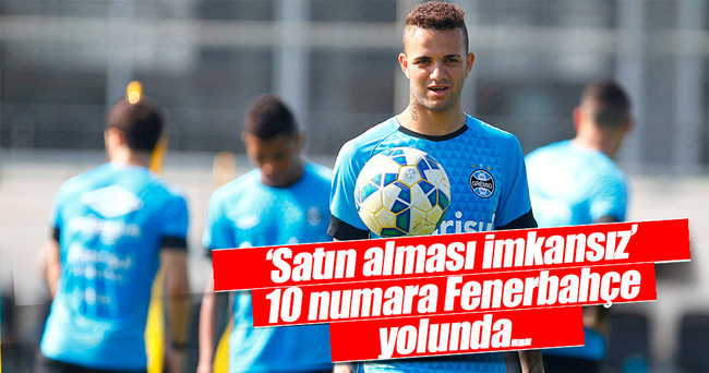 'Satın alınması imkansız' 10 numara Fenerbahçe'ye!