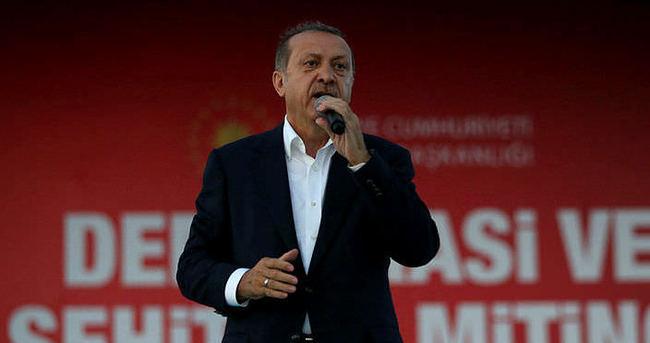 Erdoğan: Ülkemizin düşmanlarını rahatsız etmiştir