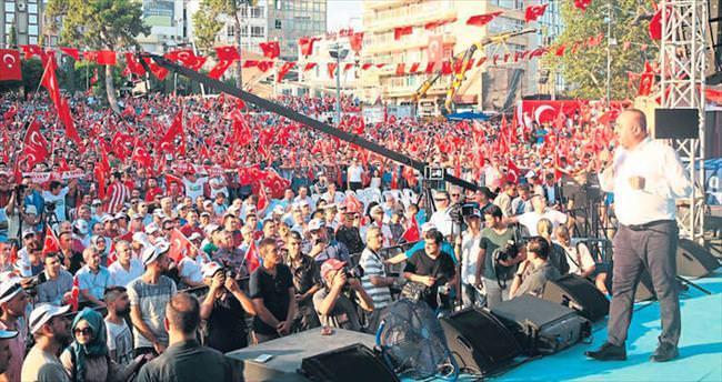 Hep birlikte Türkiye'yiz