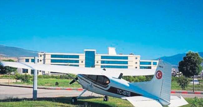 Sivil Havacılık Okulu merkez kampusa taşındı