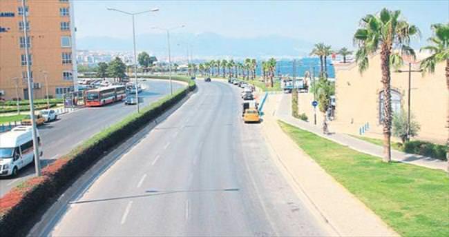 Sıcak İzmir'i fena yakıyor