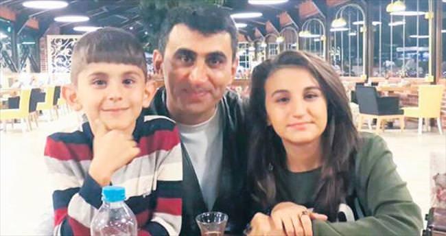 Kızını kurtardı, oğluyla birlikte hayatını kaybetti