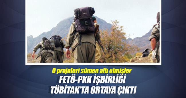 Milli silahları baltalayıp PKK'ya çalışmışlar