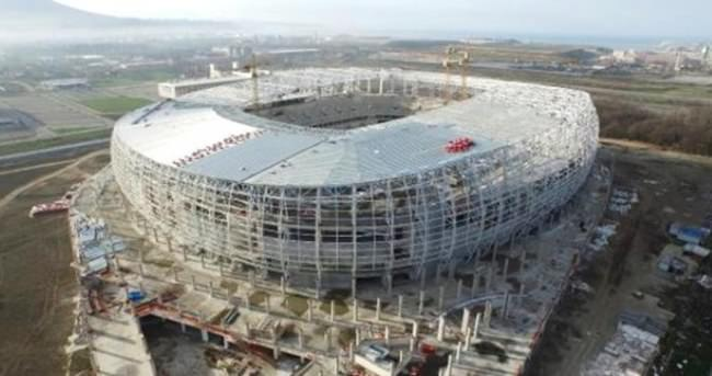 Spor Toto Süper Lig ekiplerinin statları mercek altında