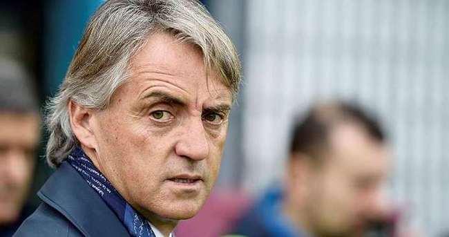 Mancini'nin sözleşmesini feshedildi