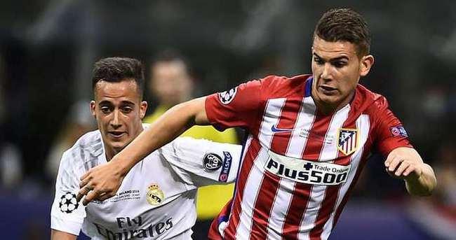 Lucas Hernandez 2020'ye kadar A.Madrid'de
