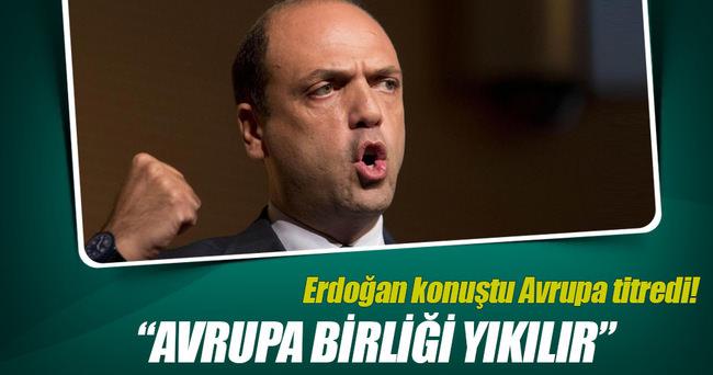Türkiye kapıları açarsa bu bütün Avrupa için yıkıcı olur