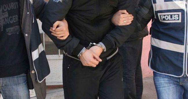 Nevşehir'de 10 kişi tutuklandı!