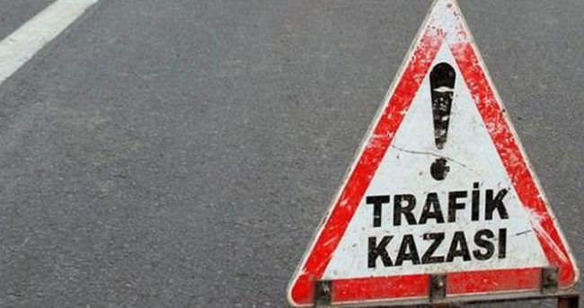 Silivri'de trafik kazası: 1 ölü, 5 yaralı
