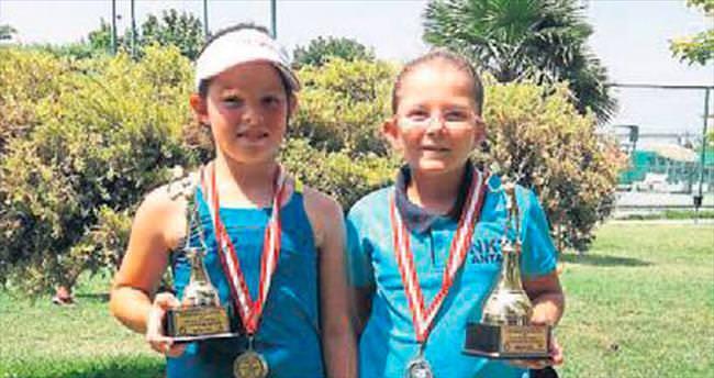 Şampiyon Dilay NKTA'nın gururu