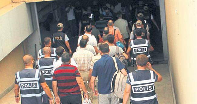 Tutuklu sayısı 218'e ulaştı