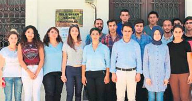 Antalyalı gençlere 'Avrupa' fırsatı