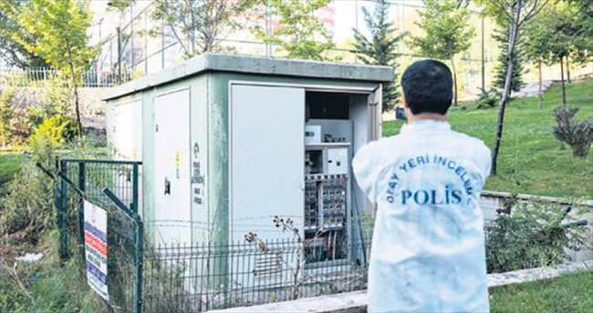 Trafo kablolarını kesen üç kişiyi polis yakaladı