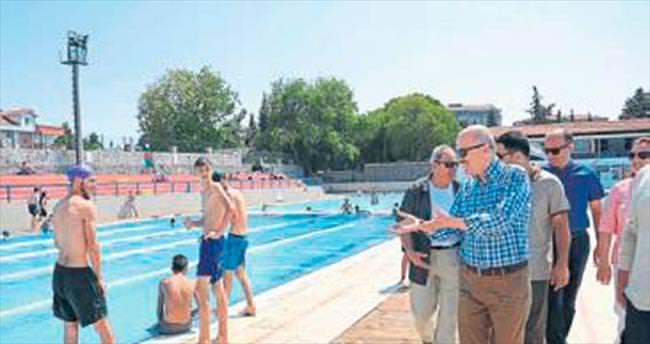 Zekai Kafaoğlu'ndan havuza gelin çağrısı