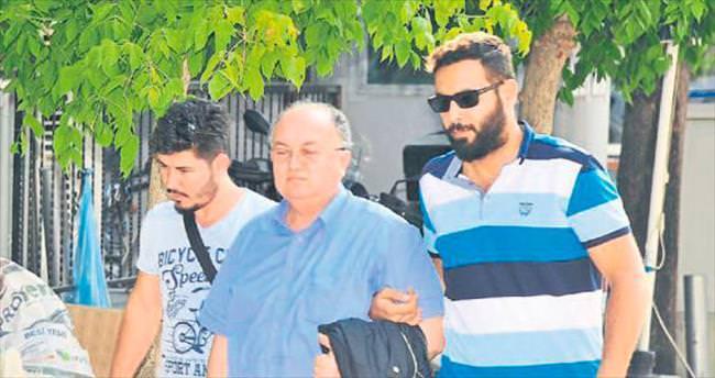 Örgüte finansal destek iddiasıyla gözaltında