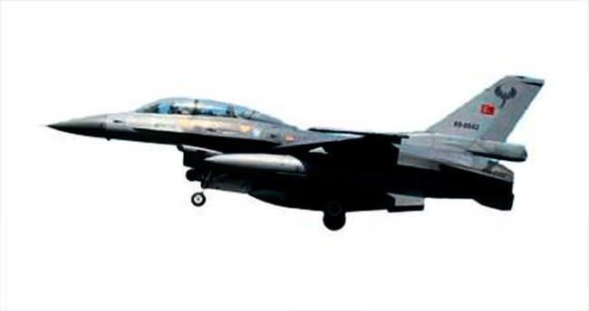 Yunus'un ardından hava harekâtı: 13 terörist öldü