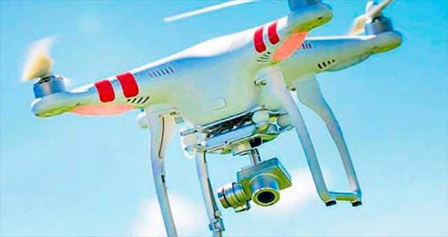 Çankaya'da Drone'lu ihanet