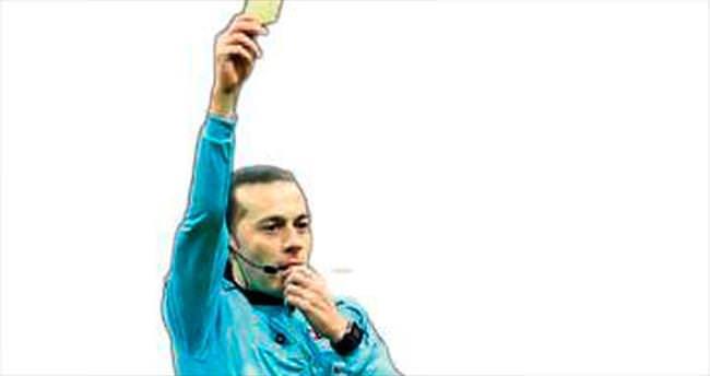 Cüneyt Çakır yönetti Arjantin 2-1 kazandı