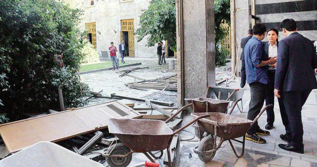 Vekiller Meclis'ten bomba hatırası topluyor