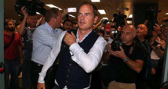 Inter'in yeni hocası Frank de Boer