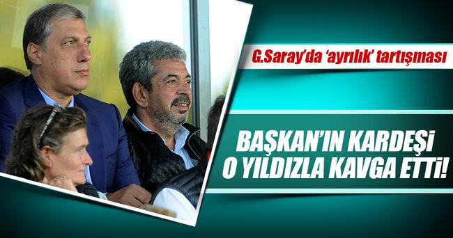 Dzemaili, Mehmet Özbek'le tartıştı!