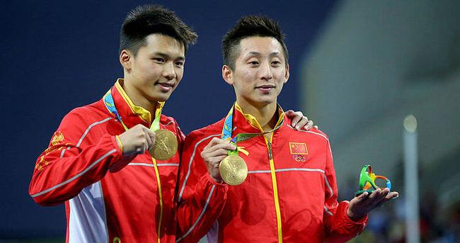 Çin neredeyse tam puanla 'altın'landı!