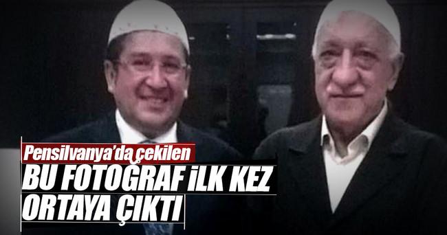 Hacı Boydak'ın FETÖ lideri Fethullah Gülen ile fotoğrafları ortaya çıktı