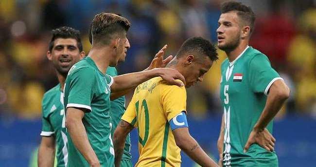 Neymar sen git Marta gelsin!