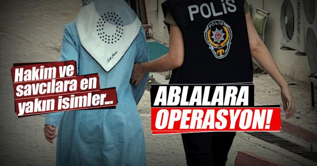 Elazığ Adliyesi'nde FETÖ operasyonu: 11 gözaltı