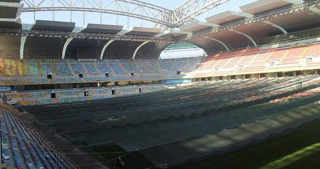 Kadir Has Stadyumu, yeni sezona hazır