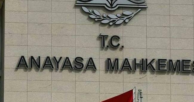 Anayasa Mahkemesi'nden 15 Temmuz açıklaması