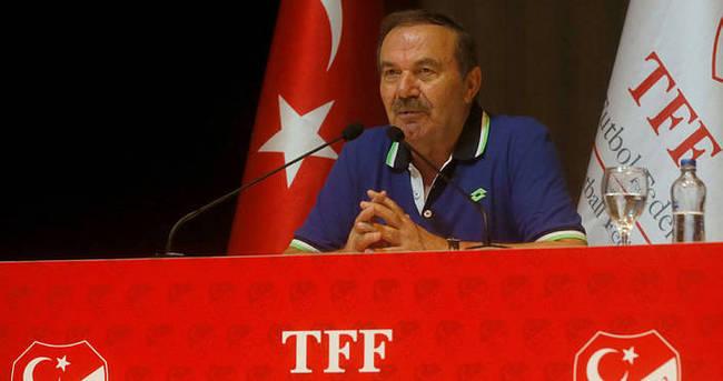 TFF futbolda yeni kuralları anlattı