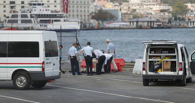 İstanbul Boğazı'nda erkek cesedi bulundu
