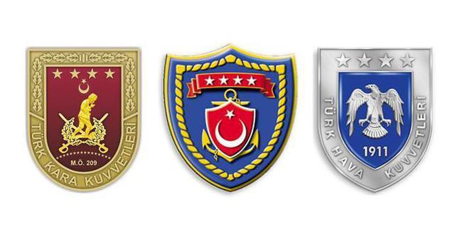 TSK'da 15 general ve 2 amiral yeni görevlere atandı