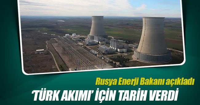 Türk Akımı inşaatı 2019'da başlayabilir