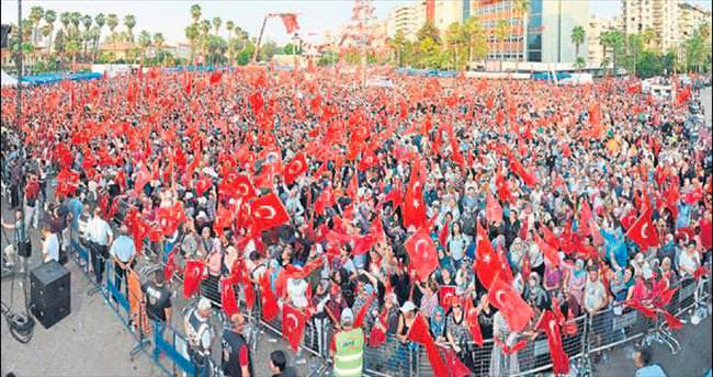 Başkan Yeni: Destan yazan Adanalılara teşekkür ediyoruz