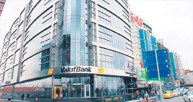 Vakıfbank'ın 6 aylık kârı 1.1 milyar TL